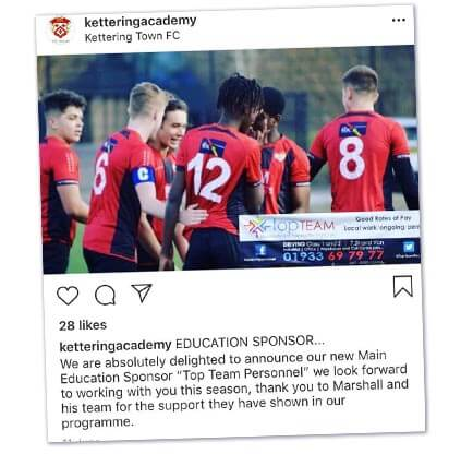 Kettering Town Academy